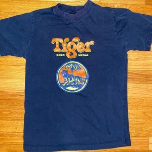 Other - Tiger Gold Medal beer tee
